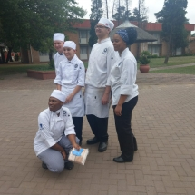 NDS Chefs Academy- Cook Off
